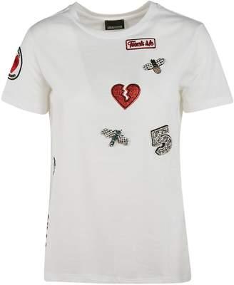 Ermanno Scervino Applique Detailed T-shirt