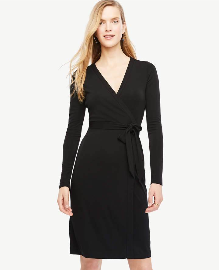 Ann TaylorAlways On Wrap Dress