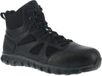 Reebok Work Men's Sublite Cushion IB6800 Military and Tactical Boot