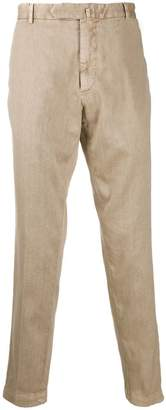 Dell'oglio regular chino trousers