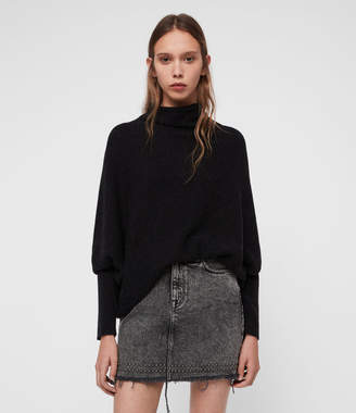 Allsaints Cashmere Womens Sweaters Shopstyle
