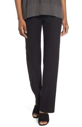 Eileen Fisher Straight Leg Pants