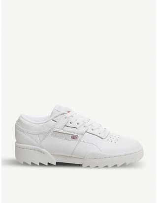 a341bbbca90 Reebok White Round Toe Shoes For Men - ShopStyle Australia