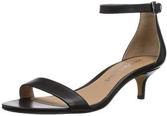 206 Collective Women's Eve Stiletto Heel Dress Low Heeled Sandal