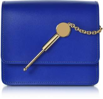 Sophie Hulme Klein Blue Small Cocktail Stirrer Bag