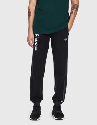 Alexander Wang Adidas X AW Polar Jogger in Black