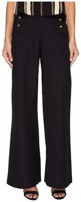 Bishop + Young Wide Leg Pants Women's Casual Pants