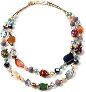 Amrita Singh Noho Gemstone Crystal Necklace