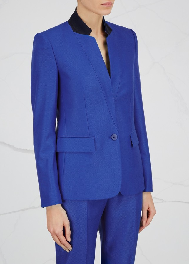 Shop for womens blue blazer online at Target. Free shipping on purchases over $35 and save 5% every day with your Target REDcard.