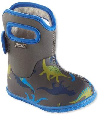 L.L. Bean L.L.Bean Toddlers' Baby Bogs Boots, Classic Dino