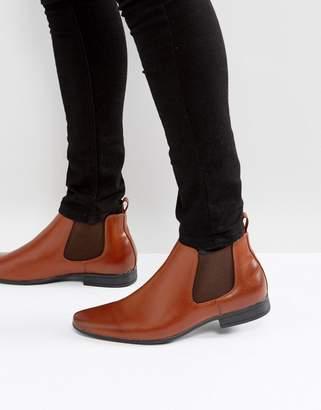 New Look Chelsea Boot In Tan