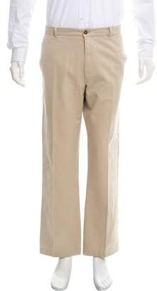 Etro Flat Front Chino Pants