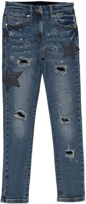 MonnaLisa CHIC Denim pants - Item 42693062OA