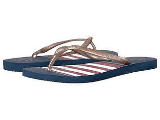 Havaianas Slim Nautical Flip-Flops