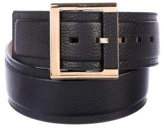 Burberry Oversize Buckle Wrap Belt