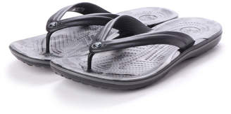 Crocs (クロックス) - クロックス crocs マリン ビーチサンダル crocband? seasonal graphic flip 205584-0DY