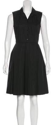 Rochas Knee-Length Shift Dress