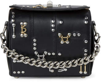 Alexander McQueen Black Box Bag 19