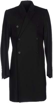 Rick Owens Overcoats - Item 41687570VA