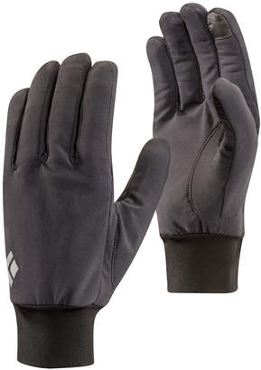 Black Diamond Men's Lightweight Softshell Gloves from Eastern Mountain Sports