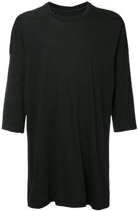 11 By Boris Bidjan Saberi glow-in-the-dark print T-shirt