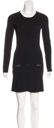 Barbara Bui Knit Mini Dress