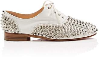 Christian Louboutin Women's Donna Leather Oxfords