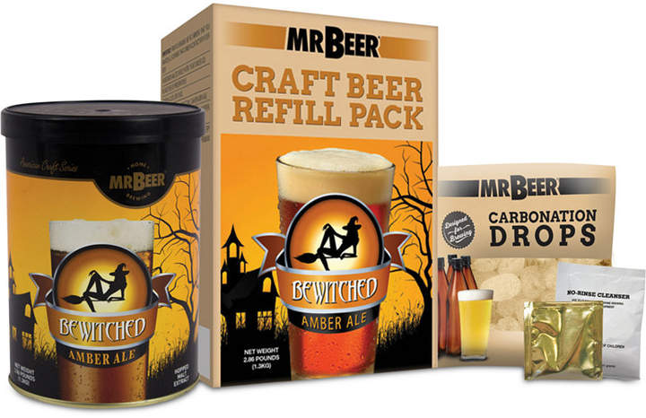 Mr. Beer Bewitched Amber Ale Refill Kit