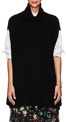 Barneys New York Women's Cashmere Turtleneck Cape - Black