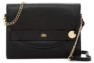 Lodis Borego Abella RFID Leather Crossbody Bag