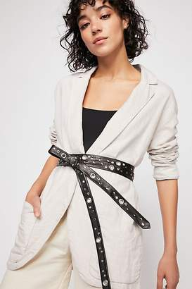 Ada Collection Leah Embellished Wrap