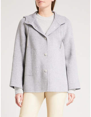 Joseph Rowen wool and cashmere-blend coat