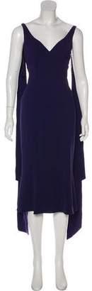 L'Wren Scott Sleeveless Midi Dress w/ Tags