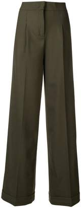 Twin-Set high waisted trousers