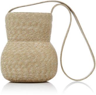 Samuji Circular Bucket Bag