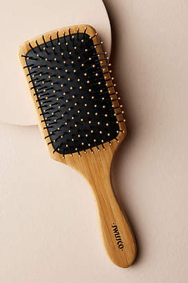 Swissco Bamboo Paddle Brush