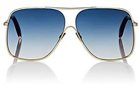 Victoria Beckham Women's Loop Navigator Sunglasses-Navy