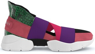 Emilio Pucci City Up slip-on sneakers
