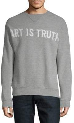 Zadig & Voltaire Chris Fleece Sweatshirt