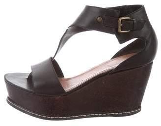 Derek Lam Leather Thong Sandals