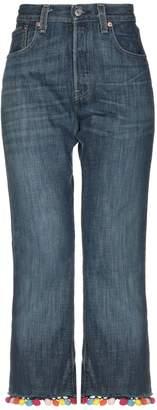 Couture FORTE DEI MARMI Denim pants - Item 42709291OT
