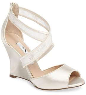 Nina Elyana Strappy Wedge Sandal