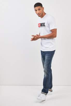 Next Mens Diesel Division Logo T-Shirt