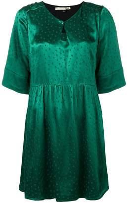 DAY Birger et Mikkelsen Acoté polka dot flared dress