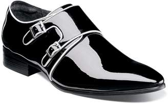 Stacy Adams Valens Men's Monk Strap Dress Shoes
