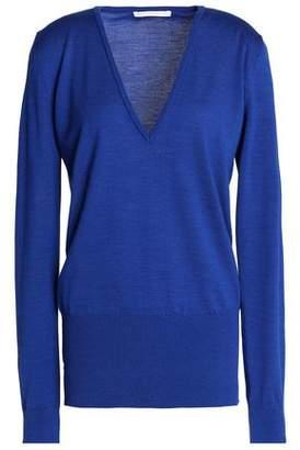 Antonio Berardi Merino Wool And Silk-Blend Sweater