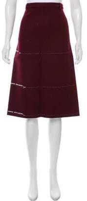 Vetements 2018 Milanesa Skirt