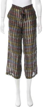 A Peace Treaty Arima High-Rise Pants