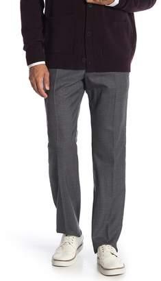 BOSS Barne Flat Front Solid Pants
