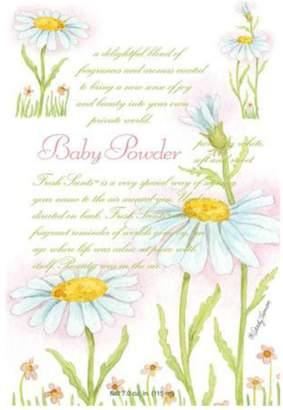 Fresh Scents Baby Powder Sachets